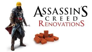 Assassin's Creed Renovations :D by OrochimaruXDD