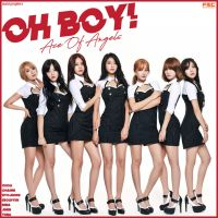 AOA - Oh Boy! by makigraphics