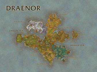 Draenor by Sub-Thermal