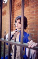 BIOSHOCK-Bird in the cage (2) by kazeplay