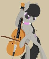 Octavia Cello [Collab] by TheOtherDash