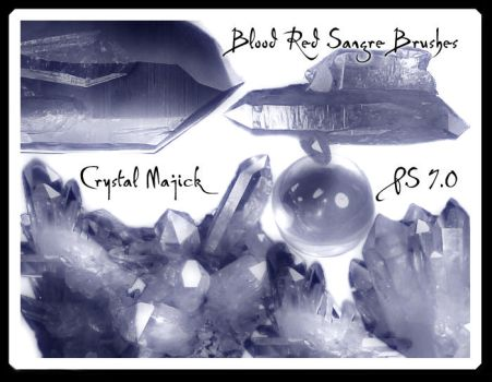 Crystal Majick by Sangre-brushes