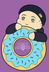Donuts About You Too by o-Sparticaus-o