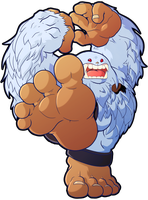 Mighty Sasquatch 2 -GN3- by CatchShiro
