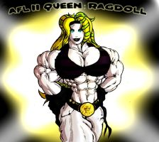 Queen of AFL2 : Ragdoll by Ritualist