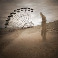Only sand remains by Alshain4
