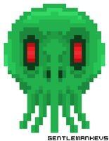 Cthulhu by gentlemankevs