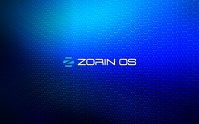 Zorin OS 7 - Hex Wallpaper by sonicboom1226