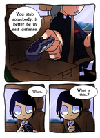 Ghost Eyes: Pt 1: Fall- pg 107 by MrCircusPapa