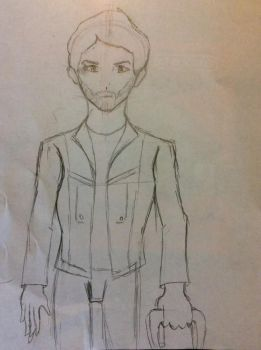 Anime Star Lord by doctorwhooves253
