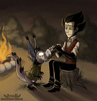 [Don't Starve] Midnight Snack by ZombiDJ