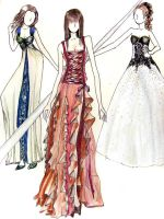 Dresses 2 by karmaela