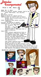 Detulux Profile 01 - Mr. Pain by The-Russian-Gestapo