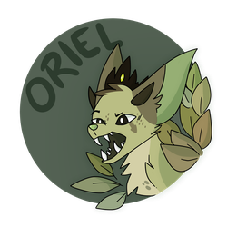 Oriel badge by KPrincess527