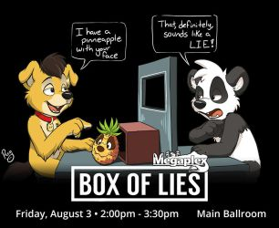 Box of lies by pandapaco