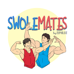 Swolemates by zephleit