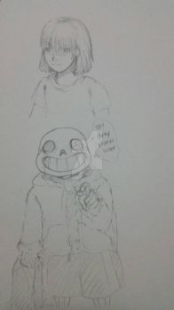 Genocide route (undertale) by cpxapple