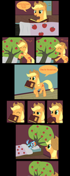 At Least She Tried.. by Kasun05