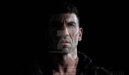 Frank Castle by Chiracy