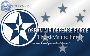 Osean Air Defense Force wallpaper by ZFShadowSOLDIER