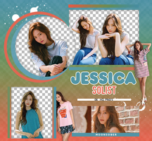 JESSICA// SOLIST -PACKPNG#3 by MoonSober
