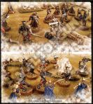 Figurine-Staging-The Betrayal of Isengard 4 by Valtorgun-le-Grand