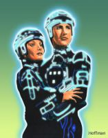 Did anyone ever see Tron? by choffman36
