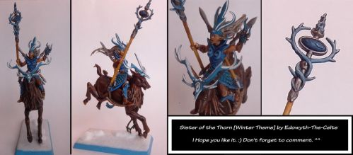 Sister of the thorn by Edowyth-The-celte