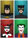 Batman: TAS by maryallen138