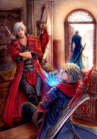 Sons of Sparda by Crovius