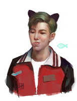 namjoon. by mort-d