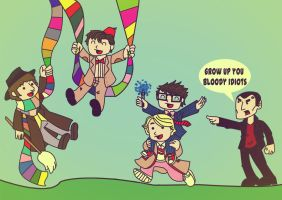 time lord fun by somosquesoydulce