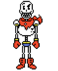 pAPYRUS by CrystalSailorMoon