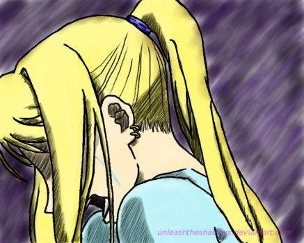 Winry .:coloured:. by unleashtheshadows