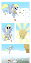 Derpy Age (Comic) 1/3 by areyesram