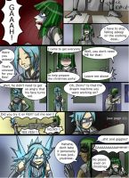 Omega Entity: A Christmas Carol - Page 25 THE END by Lord-Evell
