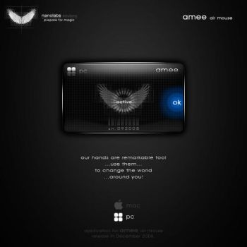 amee air mouse by nanolabssolutions