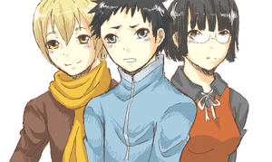 iScribble - DRRR by Rukaria