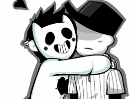 OFF   Zacharie And The Batter by PinkishGiovanna