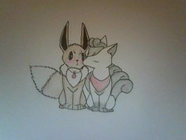 PMD: Ember Kisses Everheart by XfangheartX