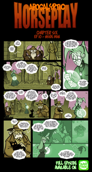 Apocalyptic Horseplay - CH6 Ep10 by Boredman