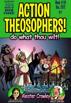 Action Theosophers by Theamat