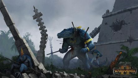 Defeated Lizardmen by EthicallyChallenged