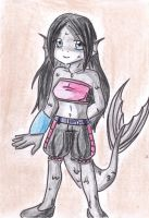 .: Oceane :. by Kayra-Wolfy