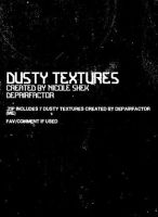 dusty textures by depairfactor