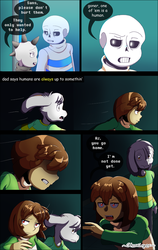 Curiousity Pg13 by GhostLiger
