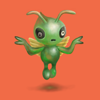 Bootleg Celebi by Cortoony