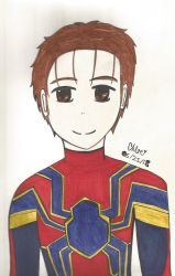 I drew him to cure my infinity war depression by TheARTIST-4