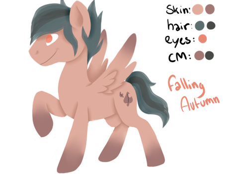 [OPEN] Falling Autumn - 10point adopt by Akaruukanshieru