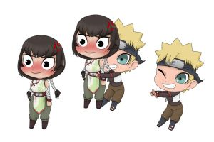 Naruto OCs by RockinAnime